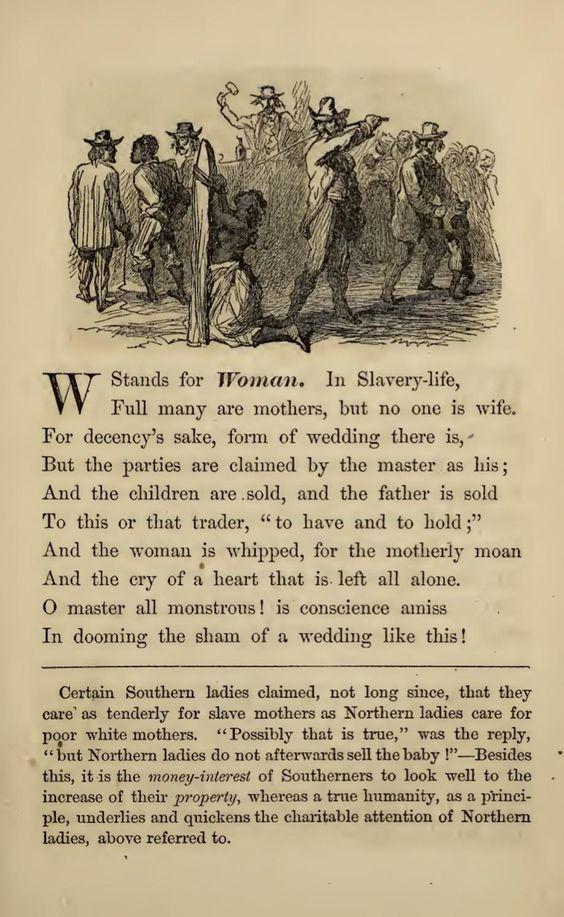 Gospel of Slavery: The 1864 pro-abolitionist children's book.