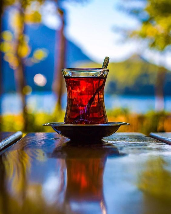 #Turkishtea ☕️ (Place:Karacaoren Dam Lake – Burdur,Turkey)   // photography by Ugur Tur (@ugur_tur) • Instagram