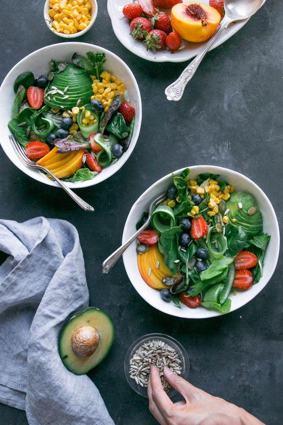 Late summer salad   Recipe   Late Summer, Summer Salad and Salads
