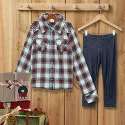 Take a look at the Cozy at the Cabin: Kids' Apparel event on #zulily today!