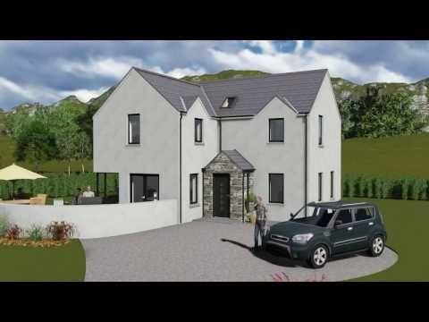 Irish House Plans Dorm152 Youtube Irish House Plans House Plans Irish Houses