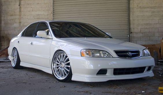 Custom Acura TL | 2003 Acura TL | Pinterest | Acura tl, Honda ...