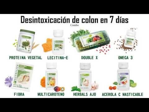 Dieta desintoxicante para limpiar intestino