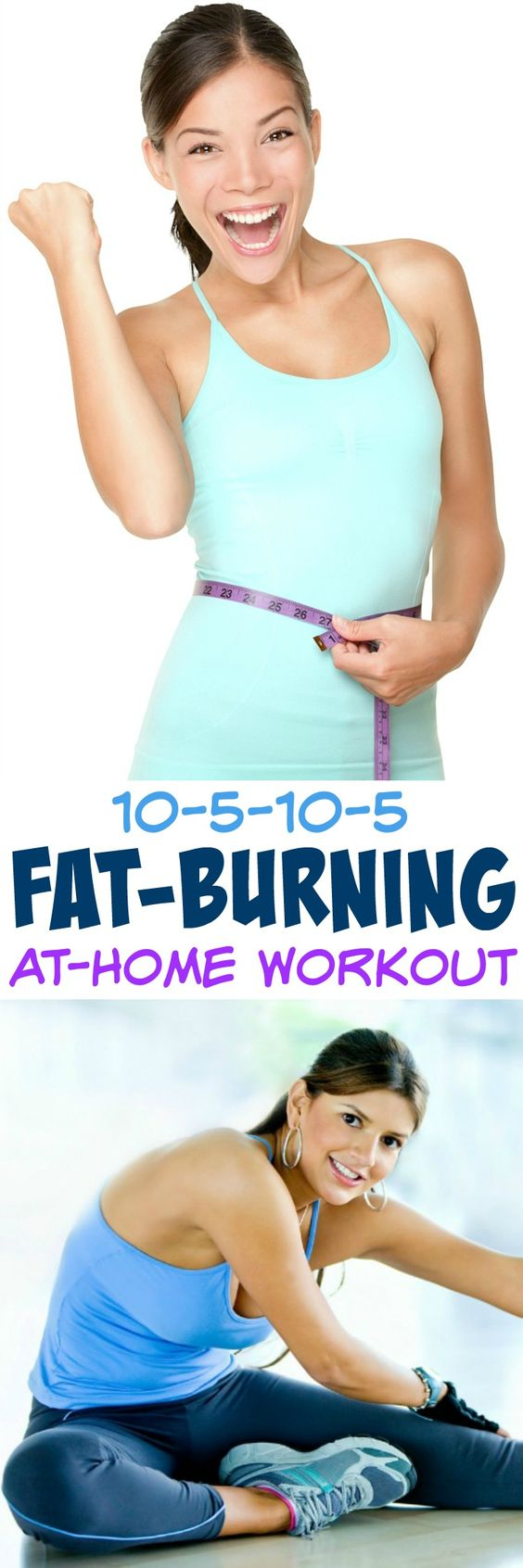 10 5 10 5 Fat Burning At Home Workout Home Living Rooms And Burn Calories