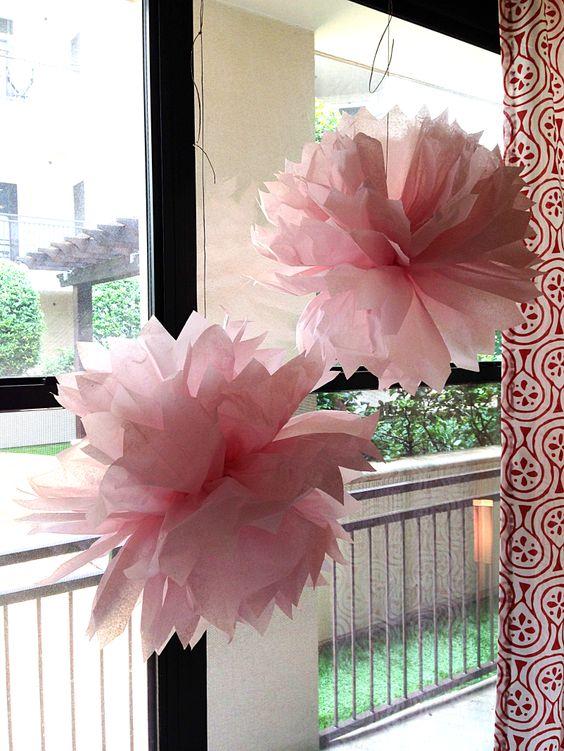 Magic Pom Poms Pink