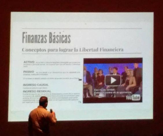#finanzas #inteligenciafinanciera #taller #UCV #visiontravel #ingresocausal #ingresoresidual #tw