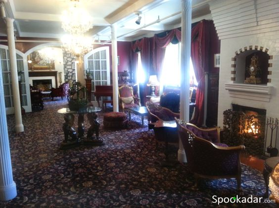 Queen anne haunted bed breakfast at 1590 sutter street for San francisco haunted hotel