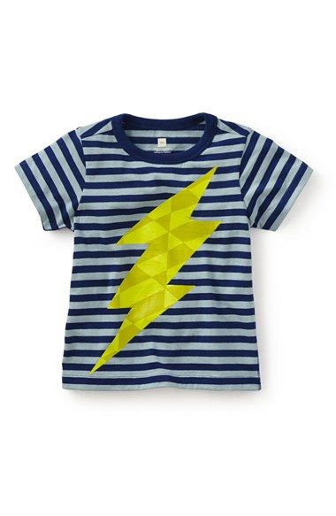 Tea Collection 'Fulmine' Graphic T-Shirt (Toddler Boys & Little Boys) available at #Nordstrom