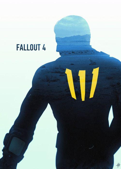 Fallout 4 Poster - Tram Drey