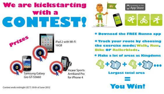 Want to win an iPad 2 for Free?    Check this out!