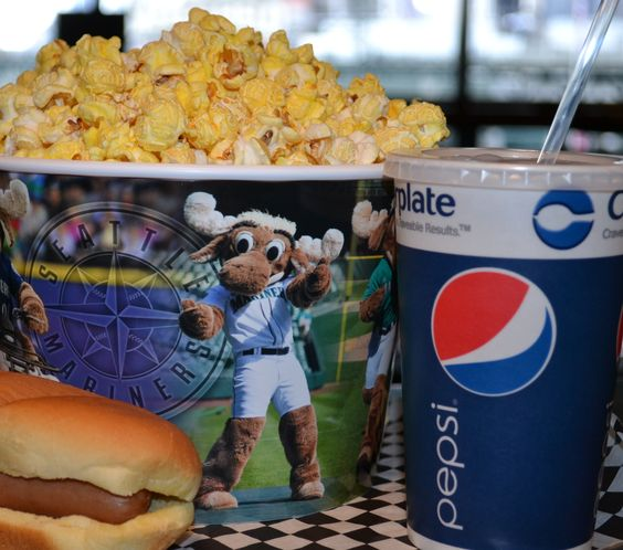 #Mariners Kids Moose Meals. Available at Rolling Roof (sections 126, 185 and 319).