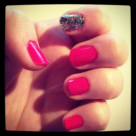 funky nails!