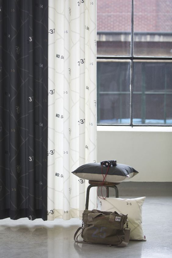 Curtains, A house and House on Pinterest