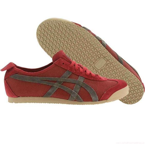 sale retailer d6195 8a946 asics onitsuka tiger mexico 66 red black christmas