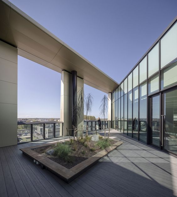 Turanga New Christchurch Central Library By Shl 谷德设计网 Christchurch Library Architecture Architect