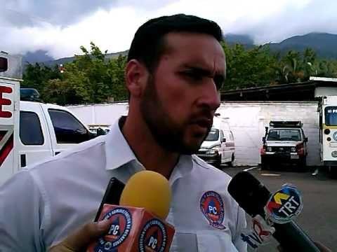 PC Táchira participó en extinción de incendio de vegetación en El Mirador