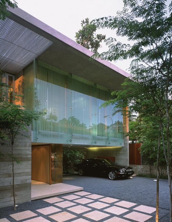 sunset vale house ... wow architects