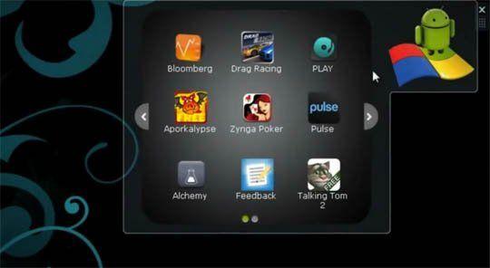 AMD podría llevar las apps de Android a Windows 8 gracias a BlueStacks http://www.xatakandroid.com/p/87179