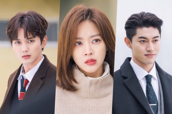 """Yoo Seung Ho, Jo Bo Ah, And Kwak Dong Yeon Face Off On The Rooftop In """"My Strange Hero"""""""