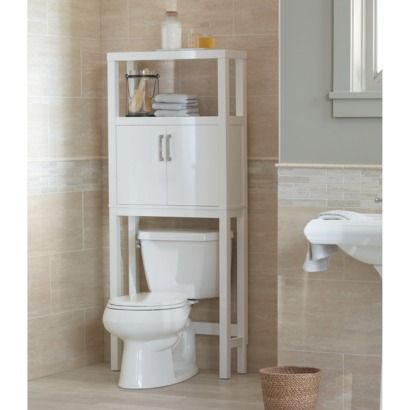 Pinterest the world s catalog of ideas for Small bathroom etagere