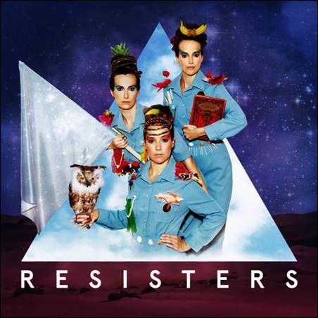 soultrainonline.de - REVIEW: Resisters – Resisters (Sevenhalf Records/Broken Silence)!