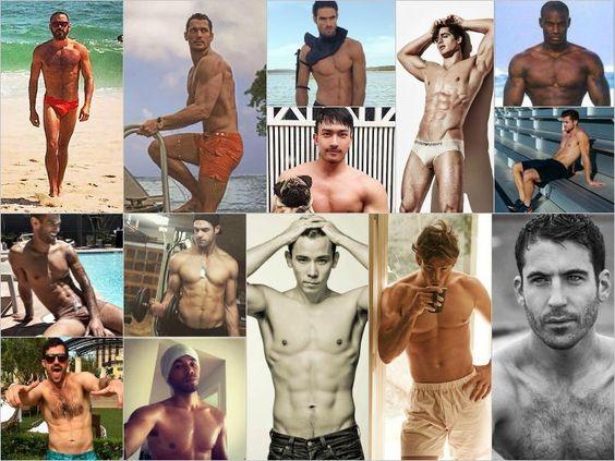The 100 Best Beach Bodies