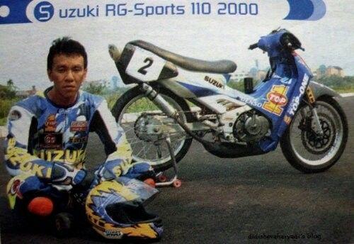 Pin Oleh Mahdy Galery Di Aa Road Race Racing