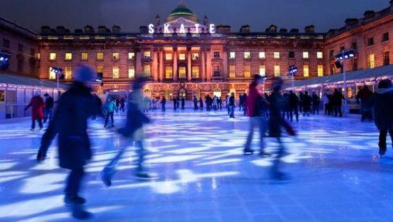 10 pistas de patinaje sobre hielo para estas Navidades - Blog de ...