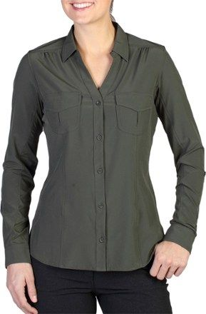 ExOfficio Women's Camina Trek'r Shirt