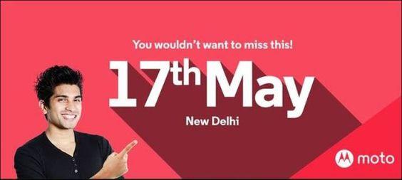 Motorola anunciaría nuevos smartphones el 17 de mayo