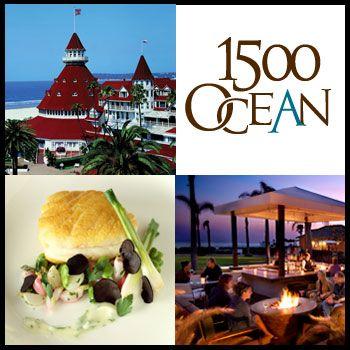 Hotel Del Coronado's 1500 OCEAN