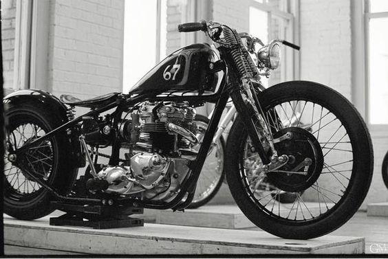 The One Moto Show - Shot by Garrett Meyers