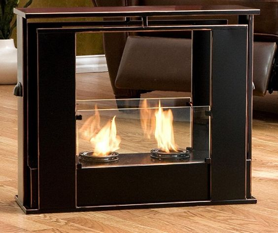 Firepit Glass Indoor Outdoor And Fireplaces On Pinterest