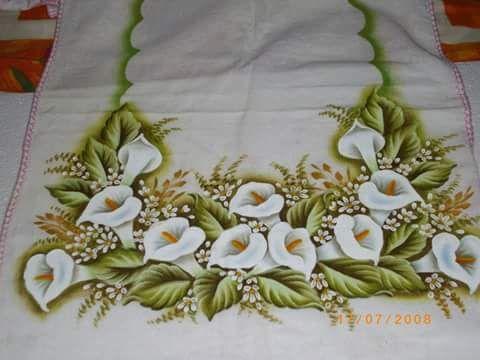 Pintura em tecido artespecial pin clerimar de oliveira - Pintura en tela motivos navidenos ...