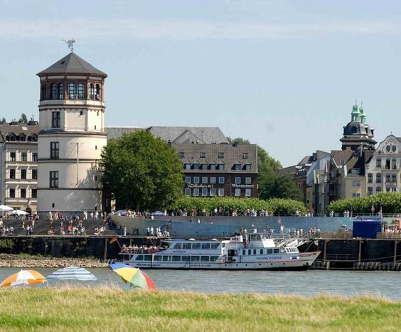 Top Dusseldorf Attractions | Stroll the Rhine and Shop Till You Drop