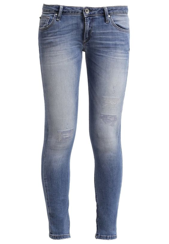 Guess BERVERLY Slim Fit Jeans angeles