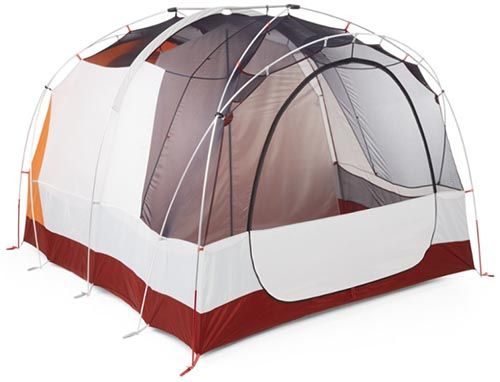 REI Co op Base Camp 6 Tent Review | Switchback Travel