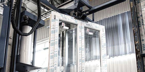 La fabrication d une fen tre pvc oknoplast voir et for Fabrication fenetre pvc
