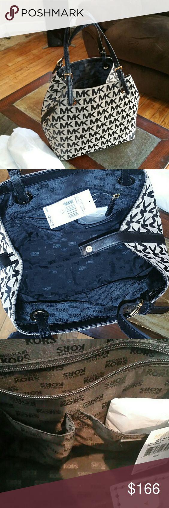 NEW MICHAEL KORS JET SET  TOTE Brand new michael kors bag with tag MICHAEL Michael Kors Bags Totes