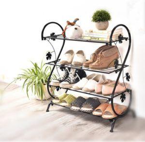 Metal Shoe Rack Archives Top Ten Boots In 2020 Metal Shoe Rack Shoe Rack Shoe Storage Shelf