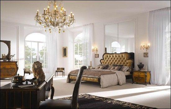29 Chambres A Coucher De Luxe De Style Classique Avec Images