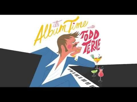 TODD TERJE - Delorean Dynamite (album version) OFFICIAL - YouTube