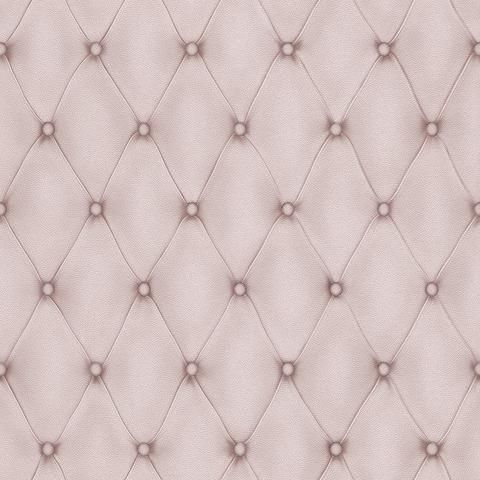 Cosmopolitan Leather Look Wallpaper Off White