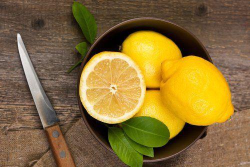Cytryny na detoks wątroby
