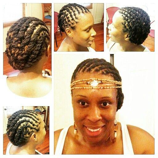 Wedding Hairstyles Dreadlocks: Locs On Pinterest