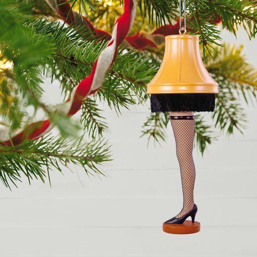 A Christmas Story Leg Lamp Ornament Christmas Story Leg Lamp Christmas Ornaments Ornaments