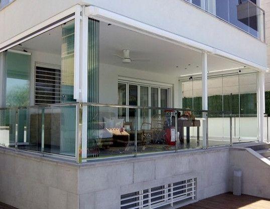 10 Razones Por Las Que A La Gente Le Gusta Cortina De Cristal Madrid Cortina De Cristal Mad Pergola Patio Home Mid Century Modern Interiors