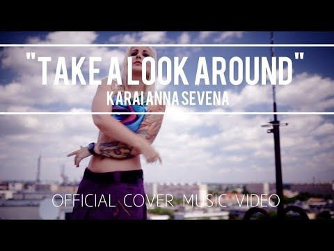 Limp Bizkit Take A Look Around Female Cover By Karai Anna Sevena Cover Limp Bizkit Take That