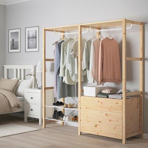 Meubles Luminaires Deco D Interieur Et Plus Encore Kast Planken Open Kast Ikea