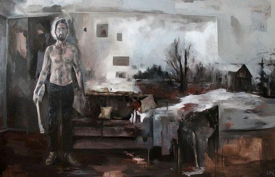 The Crossroads, Magdalena Lamri